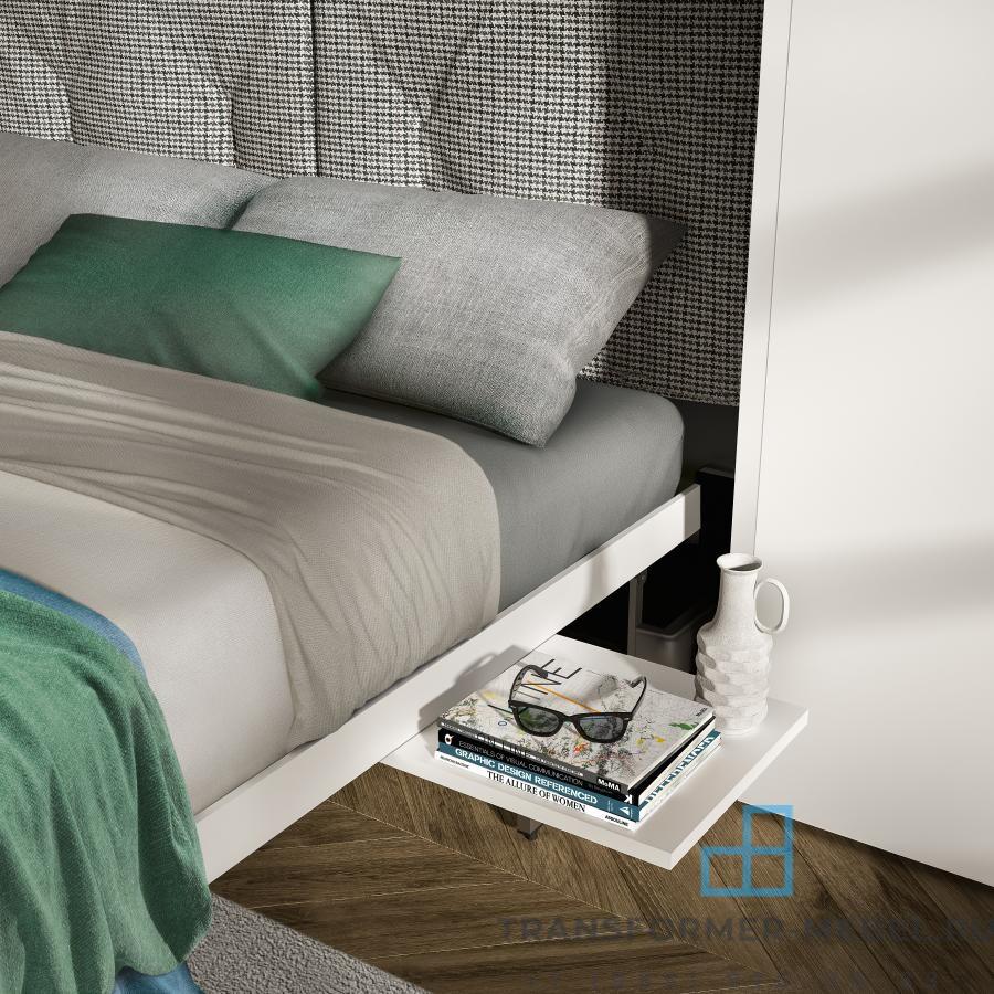 кровать трансформер двуспальная 7