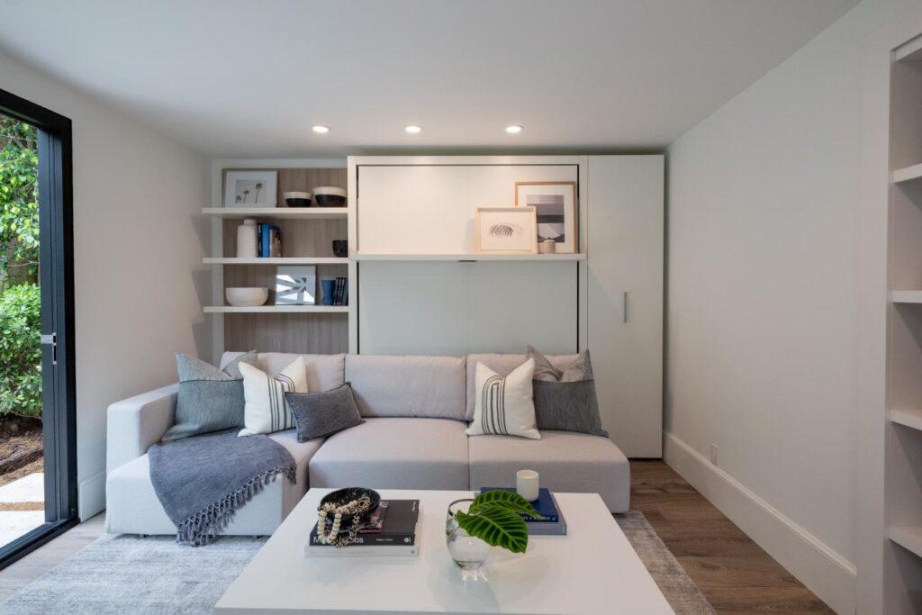 мебель трансформер с диваном 2