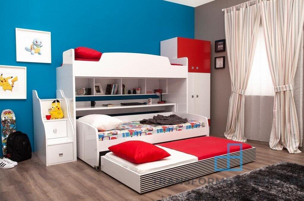 Кровать для троих детей — Турция