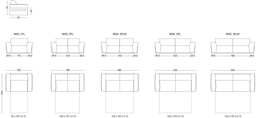 мебель трансформер диван кровать 4