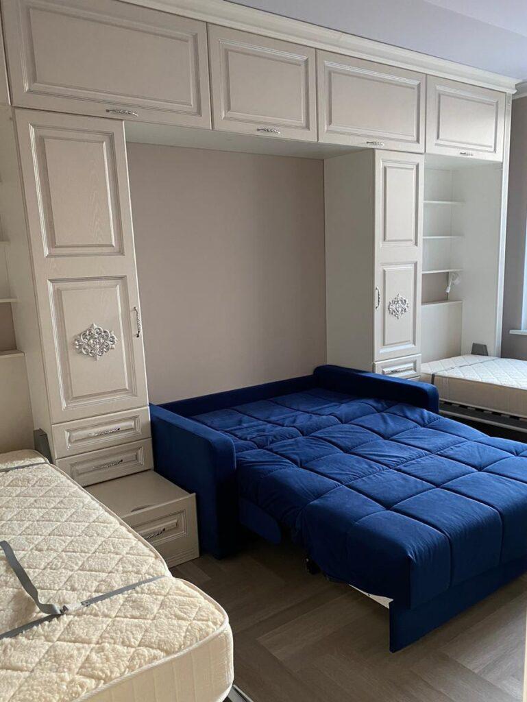комната для 3 детей