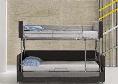 Двухъярусный диван - 4