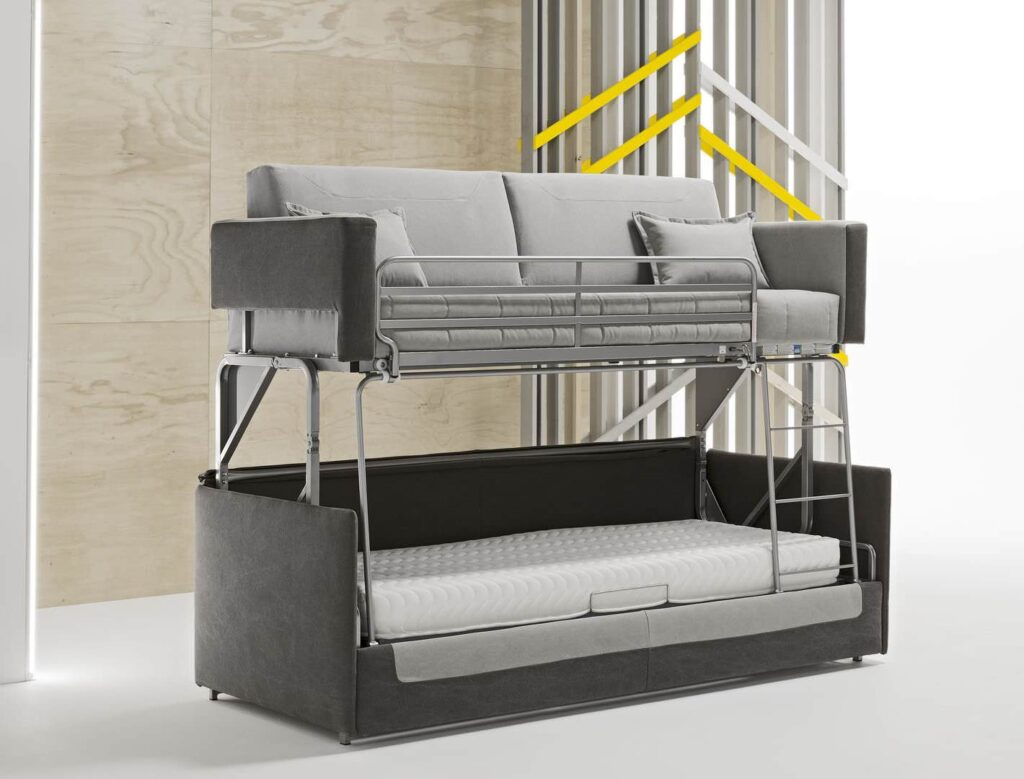 Двухъярусный диван - 6