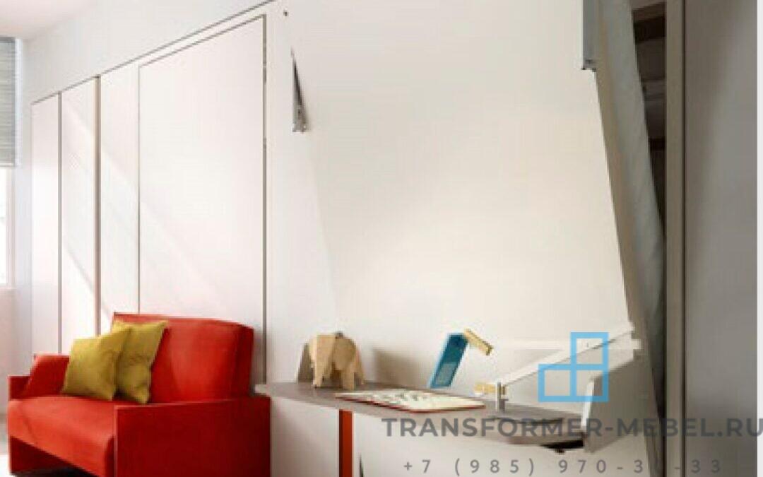 Складной трансформер с письменным столом — Италия