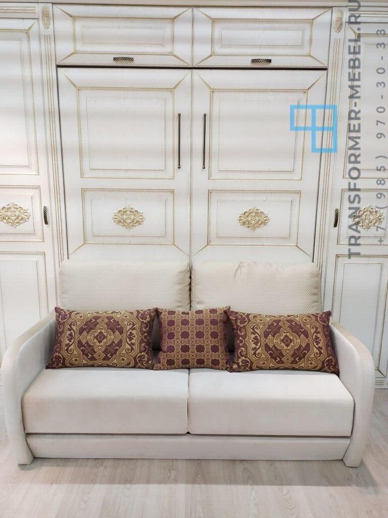 шкаф диван кровать 3 в 1 - 2