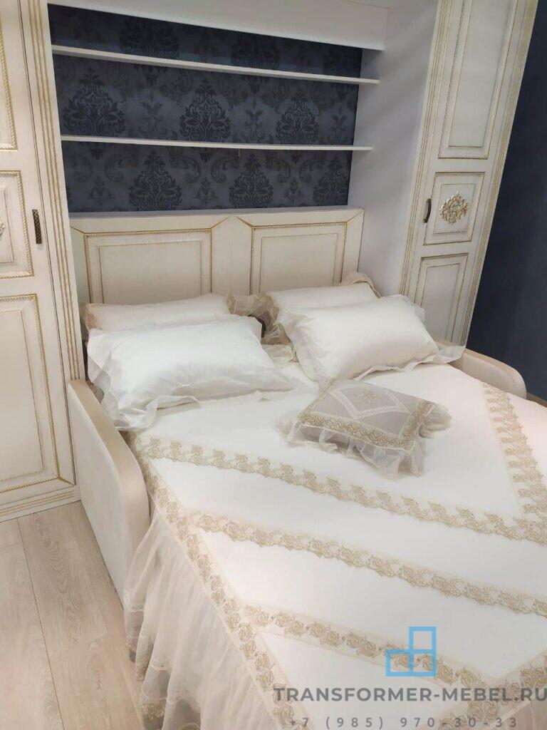 шкаф диван кровать 3 в 1 - 6